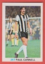 Newcastle United Paul Cannell